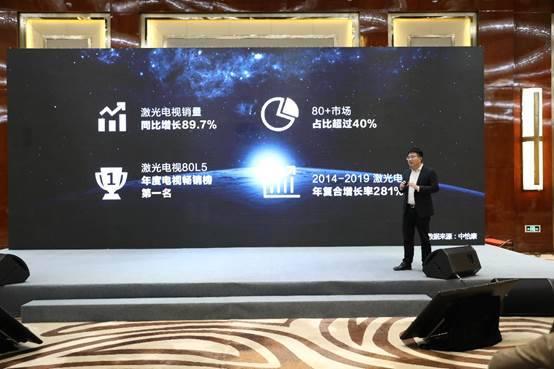 同比增长近9成!海信激光电视成市场最大亮点