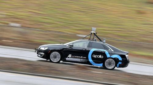 2019车联网年度突破:百度自动驾驶平台升级