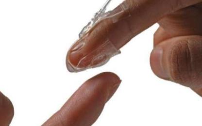可穿戴的柔性人造皮膚可用于醫療健康領域