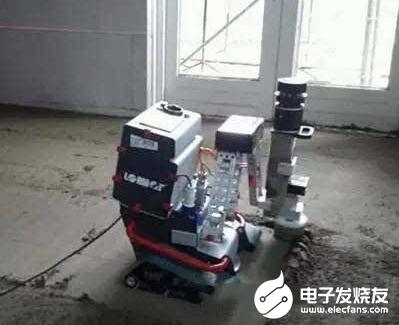 建筑机器人项目 提供垂直领域针对性解决方案