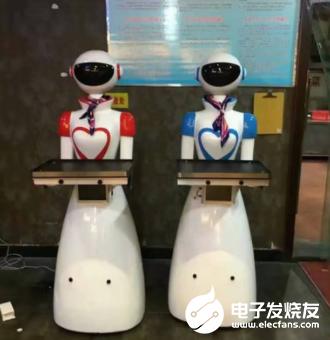 """送餐机器人驰援多个省市 做好""""智能抗疫""""的工作"""