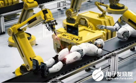 工作会被机器人抢走 这种担心真的很多余