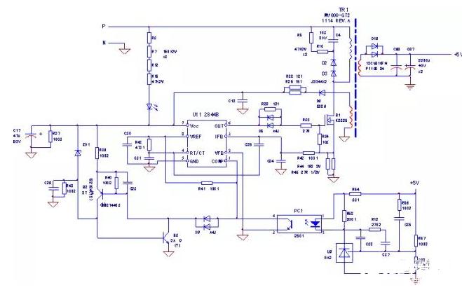 开关电源间歇振荡的原因有哪些