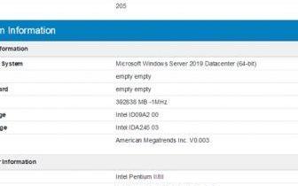 英特尔10nm服务器CPU问世,多核性能极强