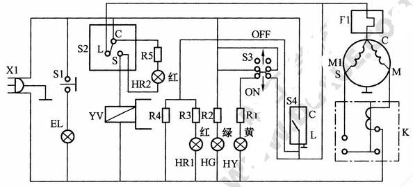 电冰箱制冷电路工作原理解析