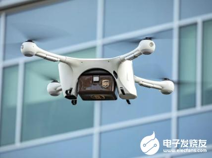 虽然美国严格管制无人机 但2020年无人机送货终将成为现实