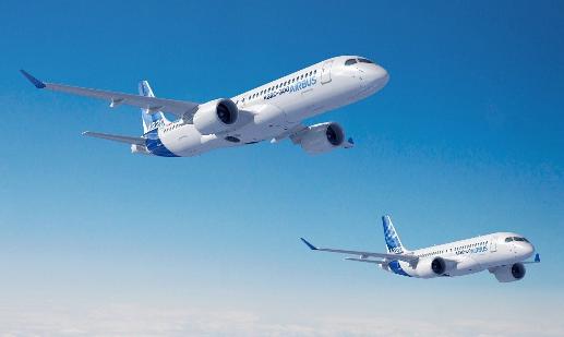 空客表示将继续为空客的A220项目提供资金支持