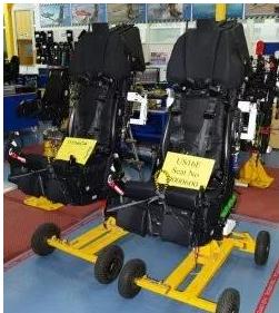 马丁贝克公司计划将在今年年底前再生产和交付180个US16E弹射座椅