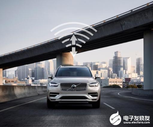 """5G赋能沃尔沃""""安全智能汽车"""" 车联网行业具有极强的产业带动性"""