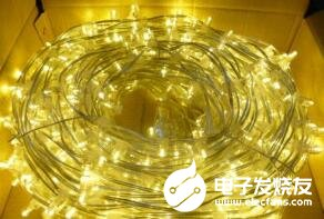 LED扁带灯的特征_LED扁带灯的优点
