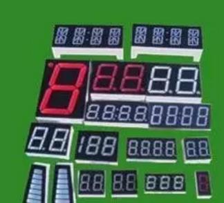 數碼管的工作原理和使用方法解析