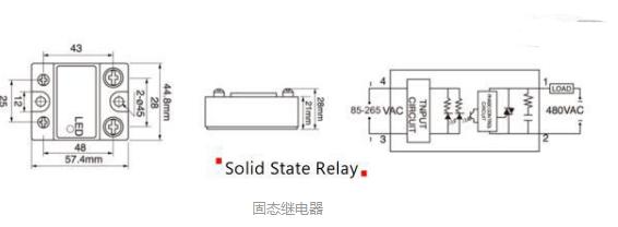 一文看懂固態繼電器與電磁繼電器的區別