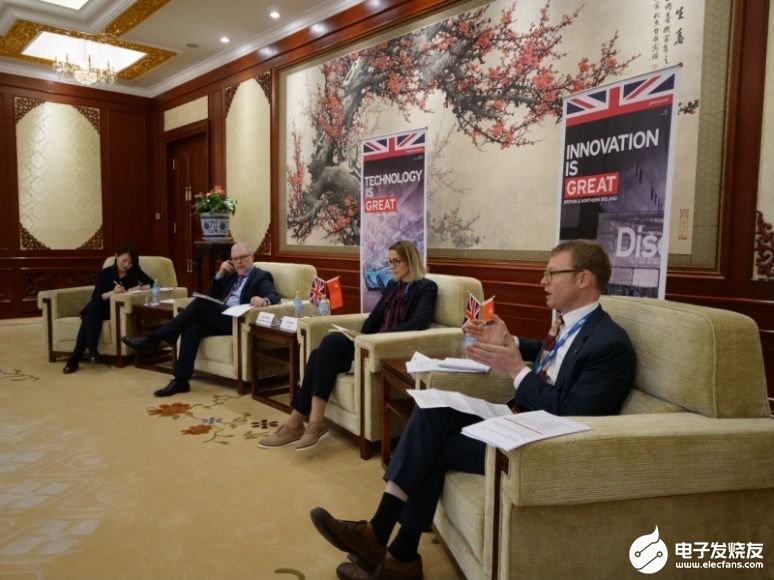 英国拟通过与中国合作实现新能源汽车产业发展互利共赢