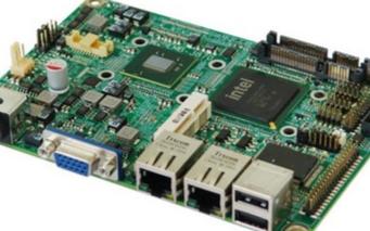 华北工控最新推出一款低功耗散热性好的嵌入式主板