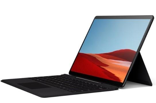 微软Surface Pro X搭载SQ1处理器,...