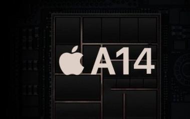 iPhone 12 A14芯片性能强大,可与15...