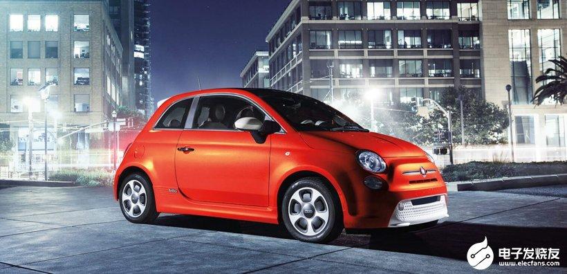 FCA将与富士康建合资企业生产电动汽车