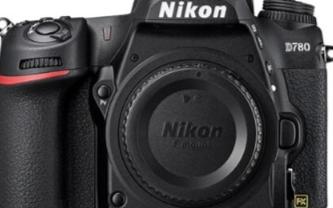 尼康数码单反相机D780开售,采用更加轻盈的机身设计