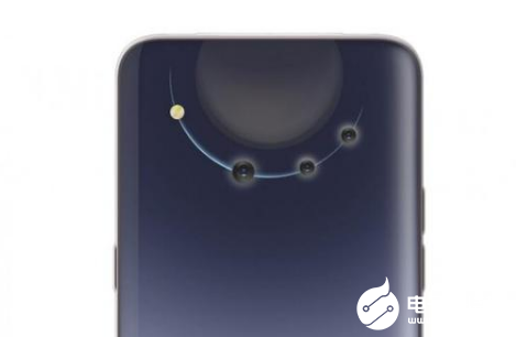 OPPO Find X2的新专利显示其背面采用月相设计