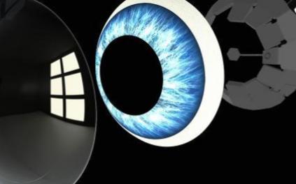 AR隐形眼镜不再只是想象,它真的被创造出来了