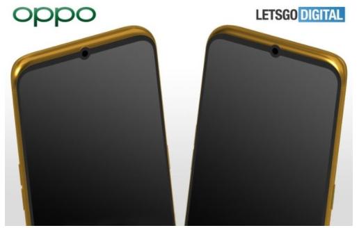 OPPO Reno新机专利图曝光该机背面采用了3D曲面和后置多摄组合设计