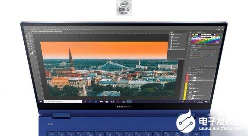 三星Galaxy Book Flex笔记本国内首售,采用QLED屏幕显示屏