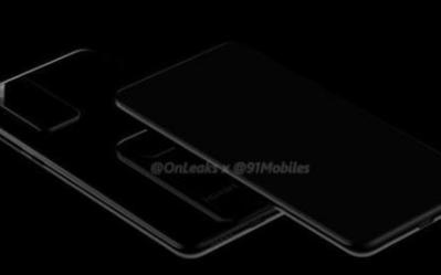 P40 Pro最新渲染图∑ 曝光,整体设计很精致