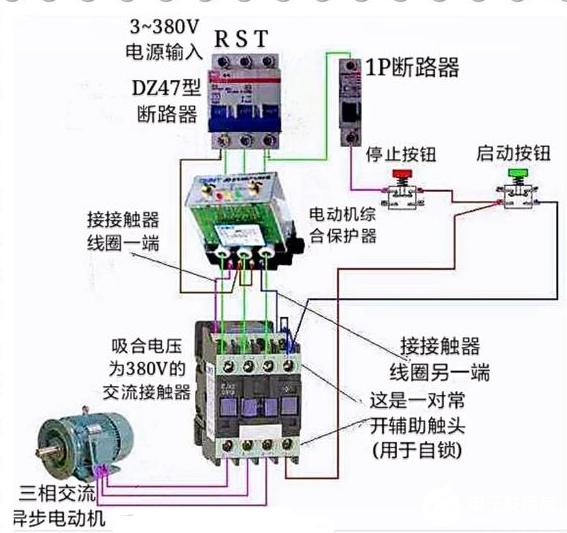 三相电路中电动机缺相怎么解决