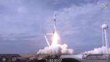 马斯克创造人类航天新壮举!空中炸毁火箭,然后成功实现载人舱逃逸