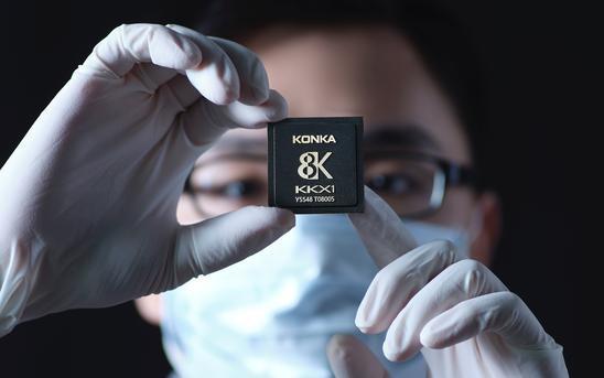 康佳半导体存储主控芯片量产出货,市场考验才开始...