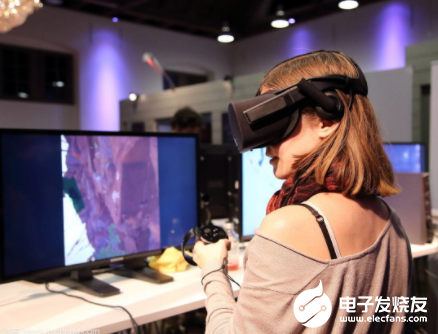 VIVE Sync预览版亮相 VR远程办公方便快捷