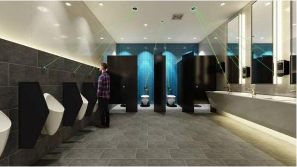 无线电源以及物联网设备将如何为未来的浴室供电