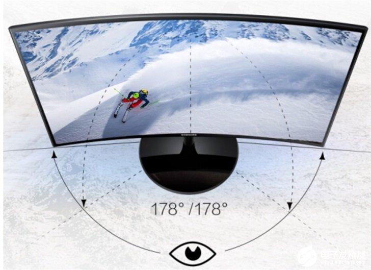 多家厂商的1000R曲面屏面板即将上架,今年预计会更弯