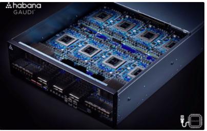 英特爾決定推進Habana Labs 的AI芯片以取代Nervana