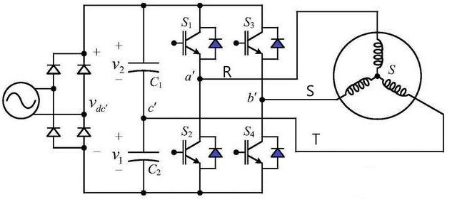 单相电变成三相电的两种方法分享