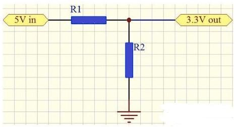 电阻串联方式如何降低电压