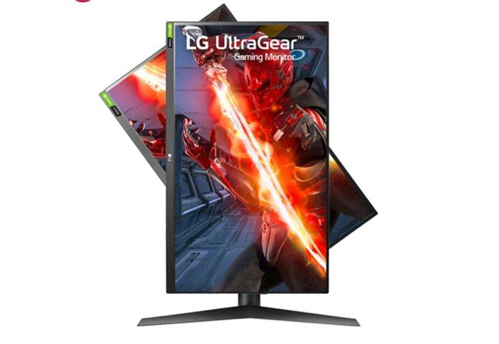 LG 27GN750-B显示器上架,兼容英伟达G-SYNC