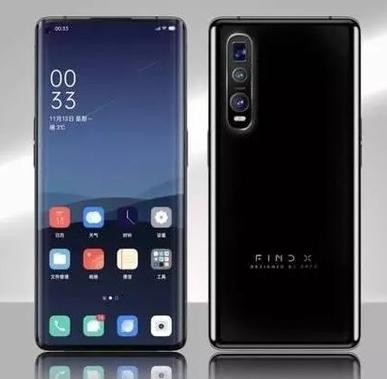 OPPO Find X2系列手机曝光将拥有标准版和Pro版