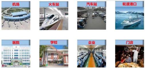 中国联通5G+热成像人体测温方案正在全国各省广泛...