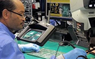 有哪些原因会造成电烙铁在使用中产生锡珠