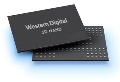 西部數據和Kioxia研發第五代BiCS 3D NAND成功,今年實現量產