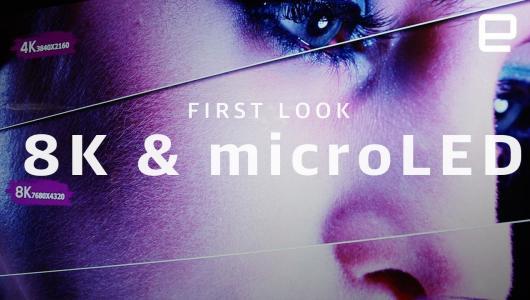 MicroLED商用化在即,一文了解从上游芯片到下游面板的所有玩家