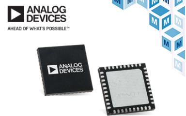 貿澤電子發布雙通道集成式 ADRF5545A射頻前端模塊