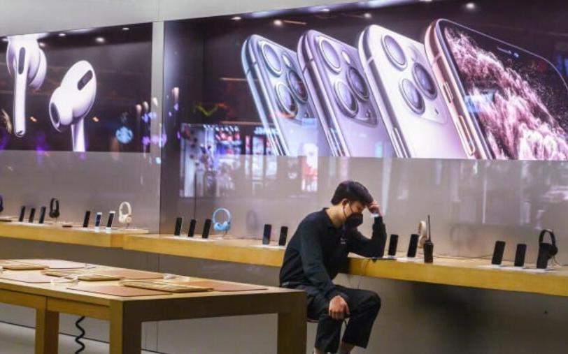 蘋果預警iPhone手機生產延期 下調第二財季的銷售預期