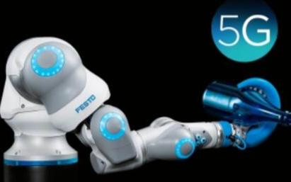 IDC发布全球机器人2020预测5G安全通信技术提高机器人远程操作能力
