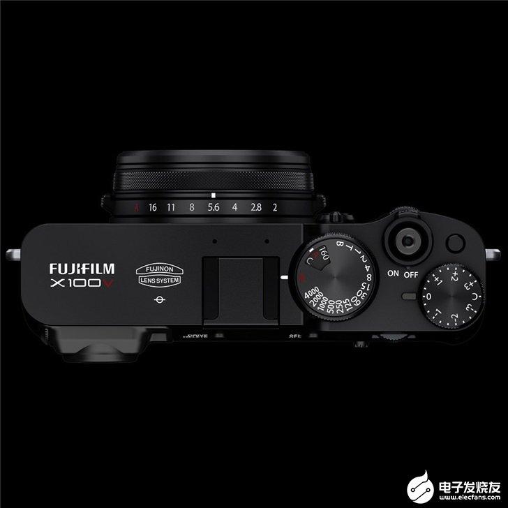 富士推出X100V微单相机,双向翻折液晶触摸屏