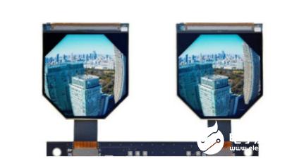 JDI开始量产VR头显专用显示屏 采用了特殊的光学设计