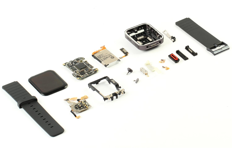 从内部来看Mi Watch能够对比Apple Watch吗?