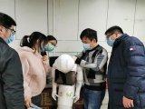 中国移动与达闼科技向武汉捐赠两台5G云端智能机器人 将减少医护人员交叉感染