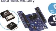 意法半导体推出新STSAFE安全单元为开发者提供经过认证的资产跟踪和品牌保护解决方案